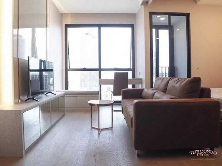 (เช่า) FOR RENT ASHTON CHULA-SILOM / 1 bed / 30 Sqm.**32,000** Fully Furnished. BRAND NEW