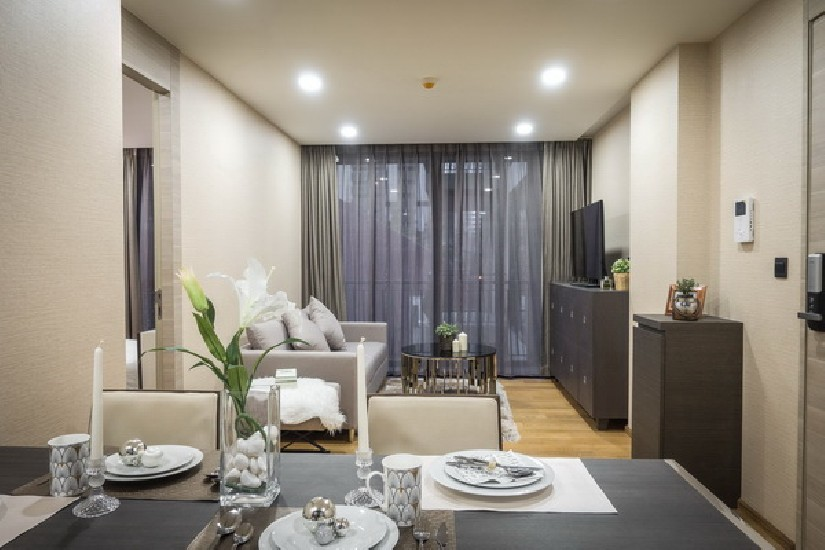 (เช่า) FOR RENT KLASS LANGSUAN / 1 bedroom / 48 Sqm.**45,000** LUXURY DECORATED. Fully Fur
