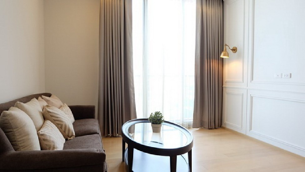 (เช่า) FOR RENT NOBLE RE:D / 1 bedroom / 55 sqm.**36,000** LUXURY DECORATED. High Floor. S