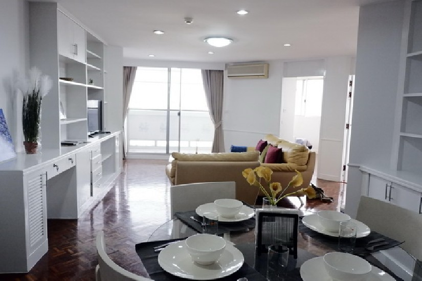 (เช่า) FOR RENT TAIPING TOWER EKAMAI / 2 beds 2 baths / 116 sqm.**30,000** Fully Furnished