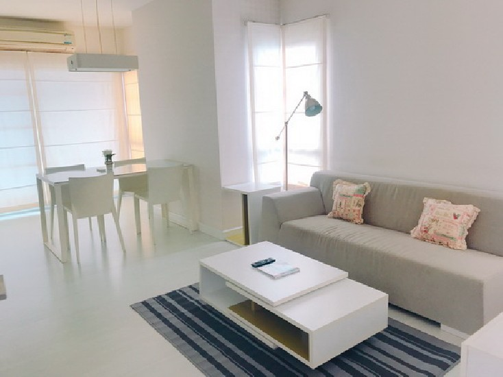 (เช่า) FOR RENT THE ROOM RATCHADA-LADPRAO / 2 beds 1 bath / 62 sqm.**25,000** Fully Furnis