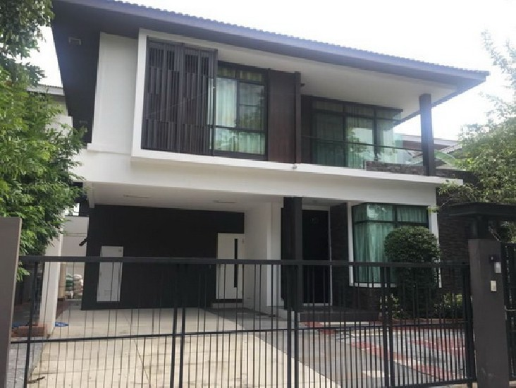 (เช่า) FOR RENT MANTANA ONNUT-WONGWAEN 4 / 3 beds 3 baths / 70 Sqw.**50,000** Fully Furnis