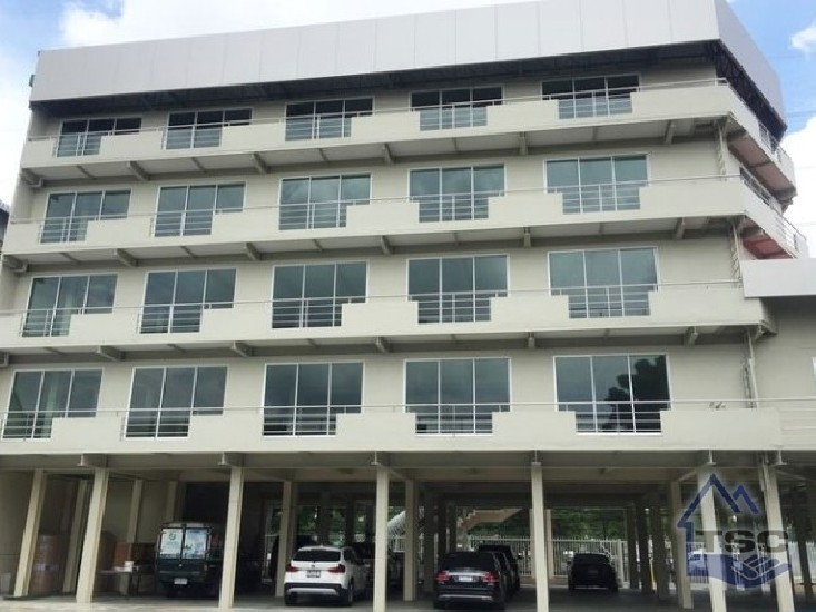 Showroom Office building 4 storeys 2500 sqm for rent on main road Rama 2