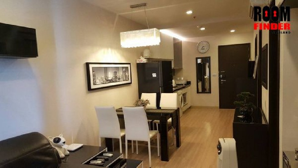 (เช่า) FOR RENT SKY WALK CONDOMINIUM / 2 beds 1 bath / 60 sqm.**40,000** 1 MIN BTS PHRAKAN