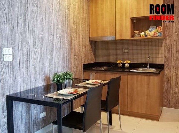 (เช่า) FOR RENT IDEO VERVE RATCHAPRAROB / 2 beds 1 bath / 50 Sqm.**25,000** Fully Furnishe