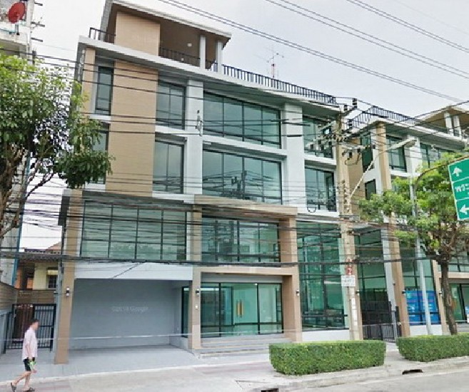 (เช่า) FOR RENT COMMERCIAL BUILDING RAMA 3 / 4 beds 6 baths / 48 Sqw.**140,000** Fully A/C