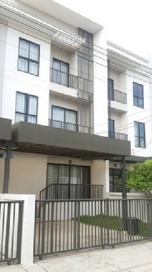 (เช่า) FOR RENT VILLA ALBERO RAMA 9-SRINAKARIN / 3 beds 3 baths / 30 Sqw.**32,000 Fully Fu