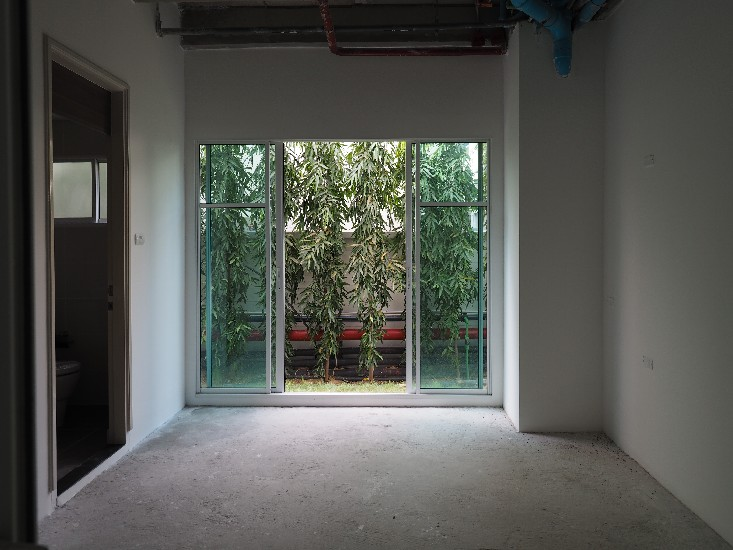For Rent 229Sqm Unfurnished Town House Supalai Prima Riva Rama 3