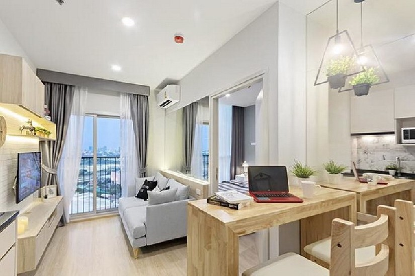 (เช่า) FOR RENT NOBLE REVOLVE RATCHADA 2 / 1 bed / 25 Sqm