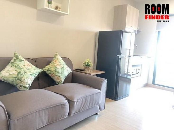 (เช่า) FOR RENT THE TREE ONNUT STATION / 1 bed / 28 Sqm.**16,000** Fully Furnished. NEW CO