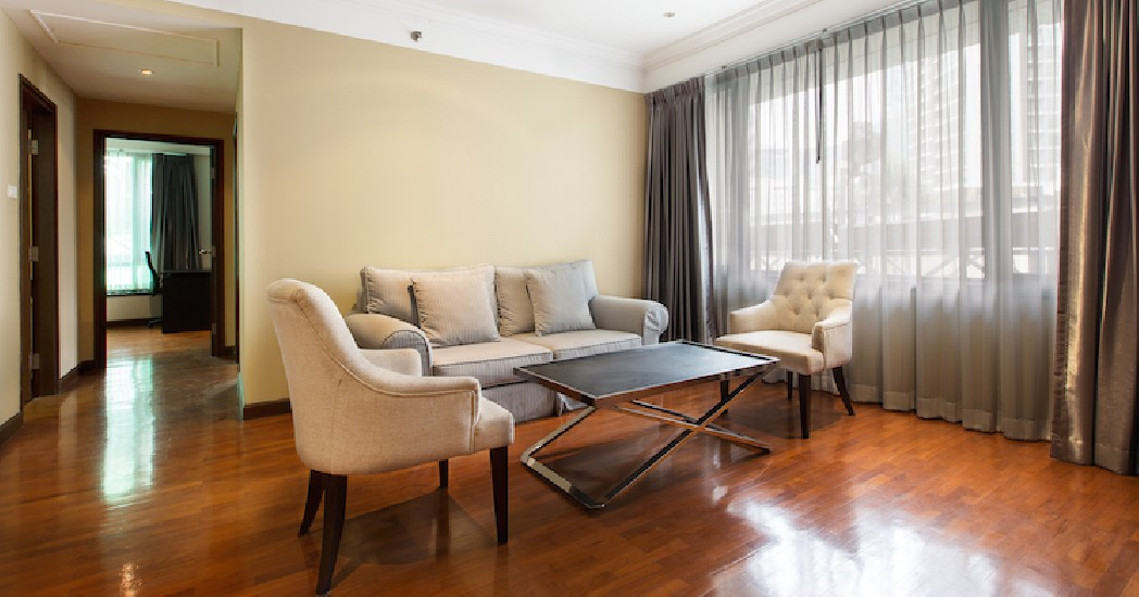 For rent Villa Asoke 1bedroom Available Now