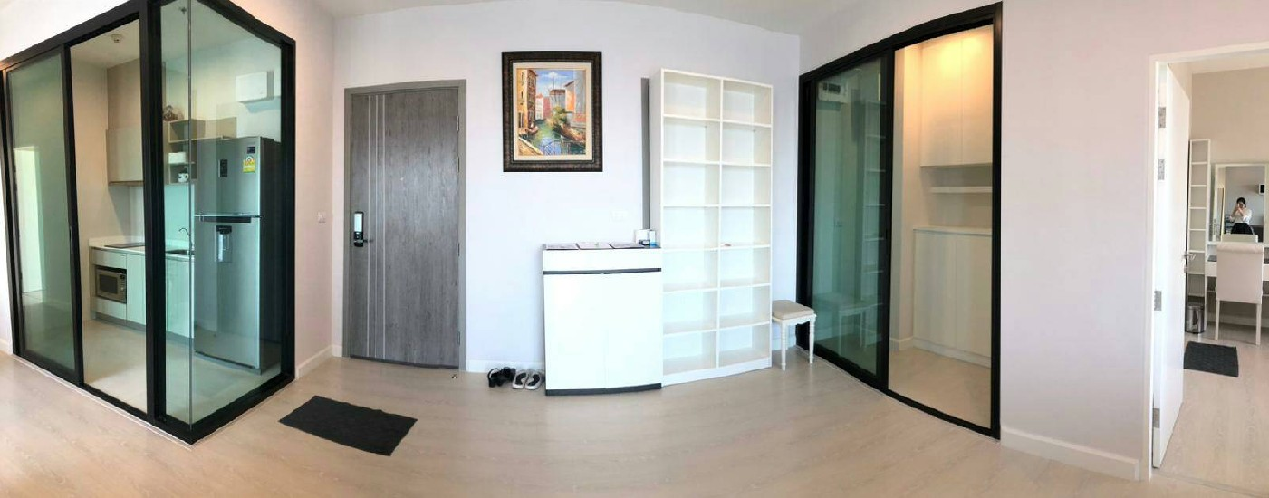 The Niche Pride Thonglor Phetchaburi Condo High floor ONLY ONE UNIT IN THE   Corner unit.