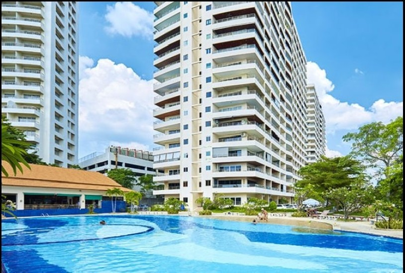 Price Reduced View Talay 3 Condo Corner Unit 1 Bed Sea View for Sale on Pratamnak Hill