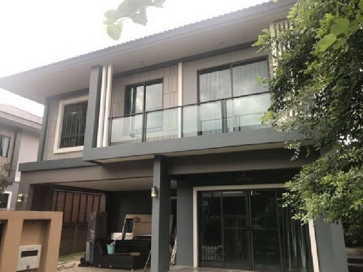 (เช่า) FOR RENT THE PLANT EXCLUSIQUE PATTANAKARN / 3 beds 3 baths / 60 Sqw.**50,000** Full