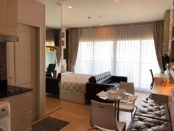 (เช่า) FOR RENT NOBLE REFINE SUKHUMVIT 26 / Studio / 32 Sqm.**27,000** Fully Furnished. Am