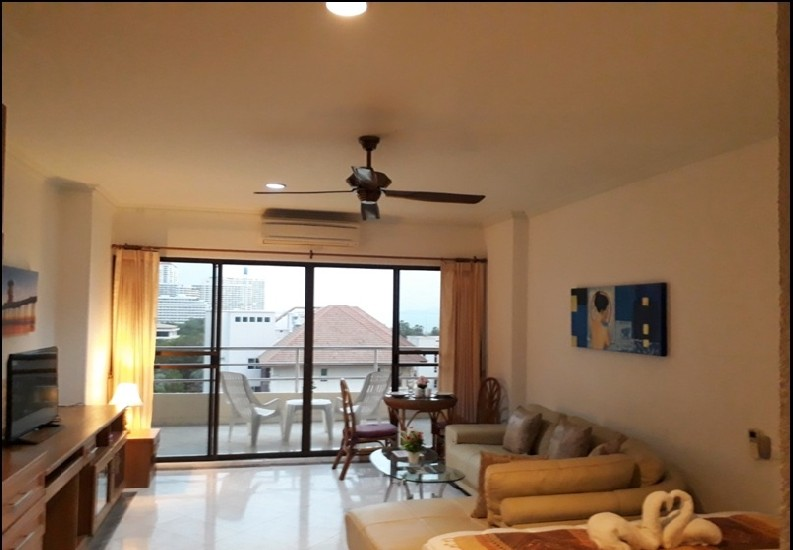 Oceanfront View Talay 3B Large Studio-1 Bath with Direct Access to Beach   View Talay 3B L