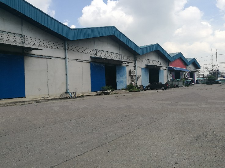 For rent Warehouse with Office  Bangplee-Kingkaew 18.4 x 73m 1334sq.m   - Located at Bangp