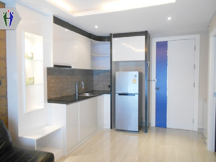 Condo for Rent  9,000 baht  Close to Sukhumvit Rd. East Pattaya