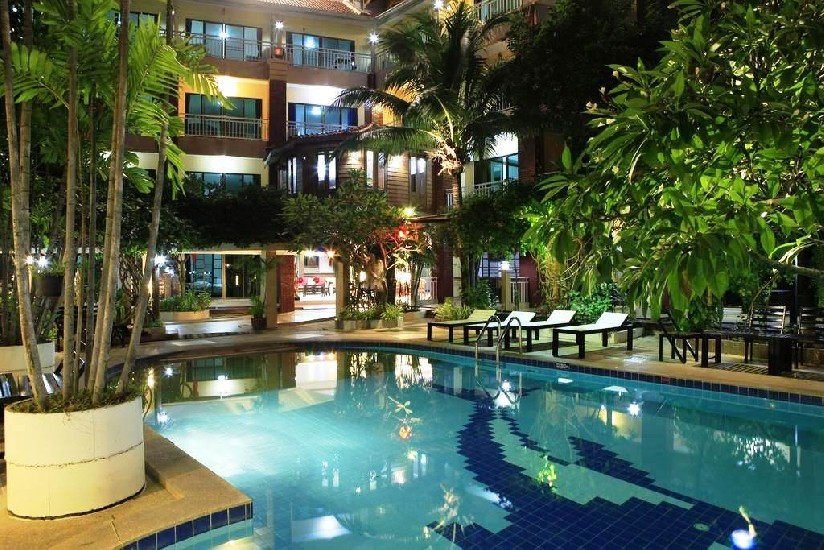South Pattaya 56 Rooms Hotel For Sale