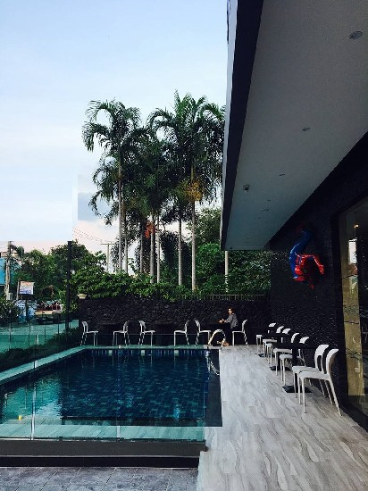 Hotel for sale Jomtien