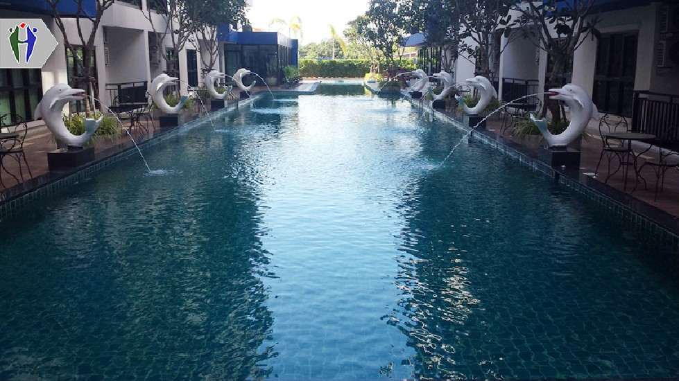 2-Bedrooms Condo for Rent South Pattaya 19,000 Baht per month