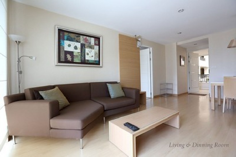 The Bangkok 61 Clean Tidy Comfortable large balcony panoramic view 2-2BRS Fully furnished