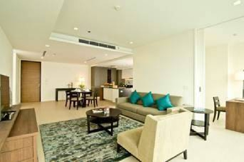 For Rent The River Residences Bangkok 2BRS 140Sqm North Tower of The River