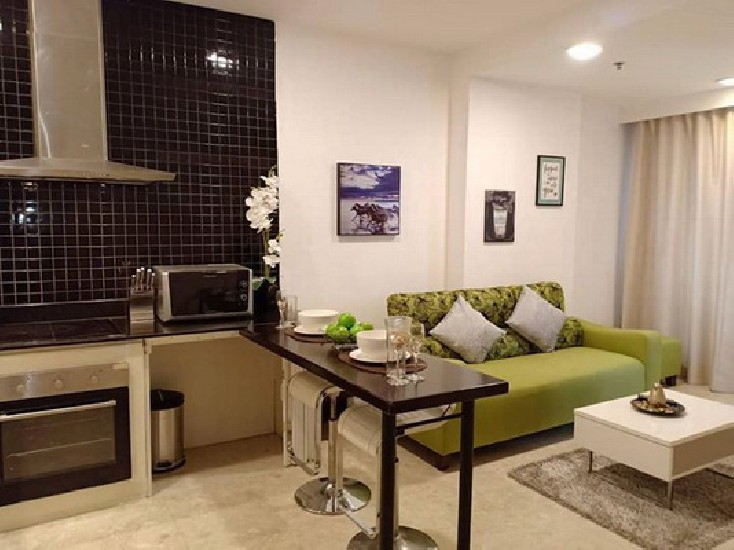 (เช่า) FOR RENT NUSASIRI GRAND EKAMAI / 2 beds 2 baths / 80 Sqm.**45,000** Fully Furnished