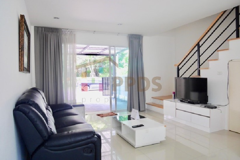 Sell and Rent Townhome 3 floor in the village with Security guard at Sukhumvit soi 62