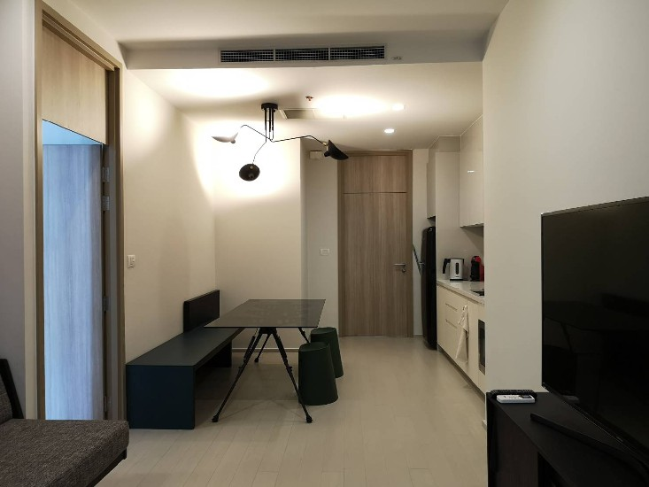 Noble Ploenchit for rent, 1 BR, 55 sqm, Pool View, F/F