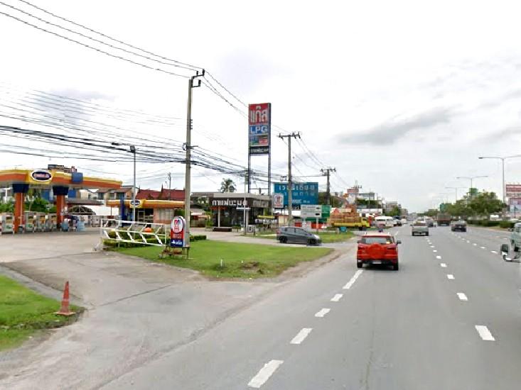 ที่ดินซอยบางรักน้อย2 นนทบุรี ห่างจากถนนราชพฤกษ์200เมตร เนื้อที่11ไร่กว่า หน้ากว้าง35เมตร ใ
