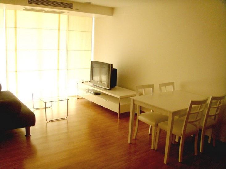 For rent sale The Alcove 48sqm 1BR full furnished including UBC Cable TV parking