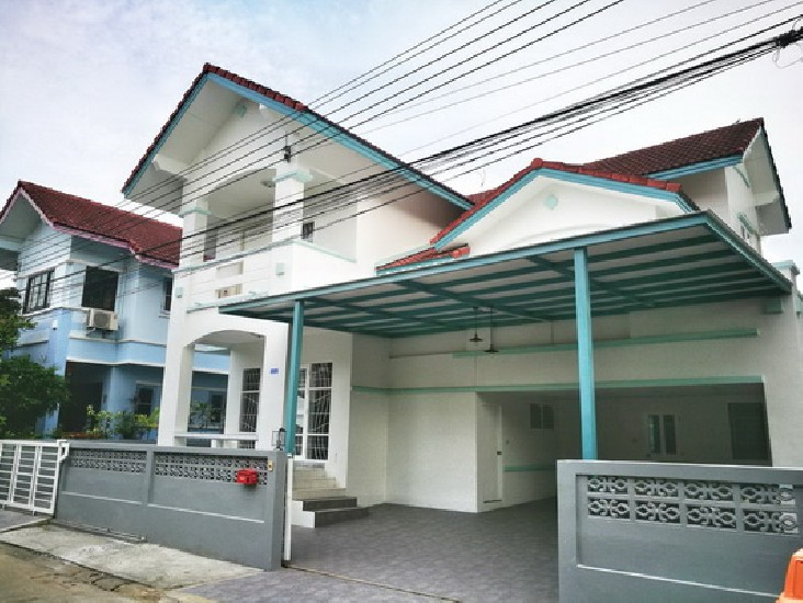 (เช่า) FOR RENT LALIL GREENVILLE LADKRABANG / 4 beds 3 baths / 50 Sqw.**25,000**