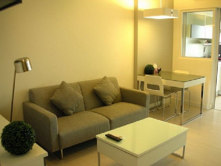(เช่า) FOR RENT THE ROOM RATCHADA-LADPRAO / 1 bedroom / 43 Sqm.**14,500** Fully Furnished.
