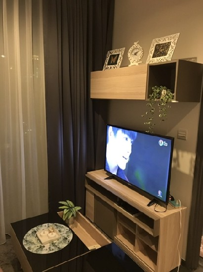 EDGE condo sukhumvit 23 1Bed 31.5 SqM fully furnished