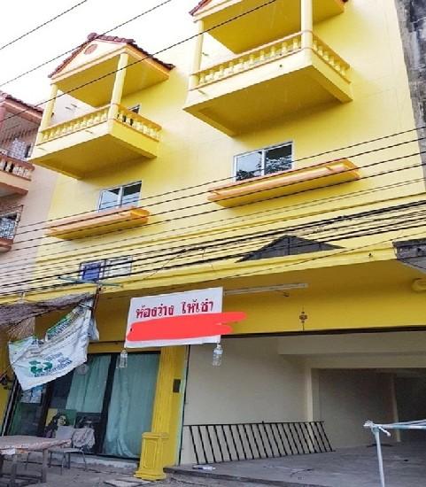 ขายตึกอาคารพาณิชย์ 3 คูหา 4 ชั้น ซอย อ่อนนุช 44