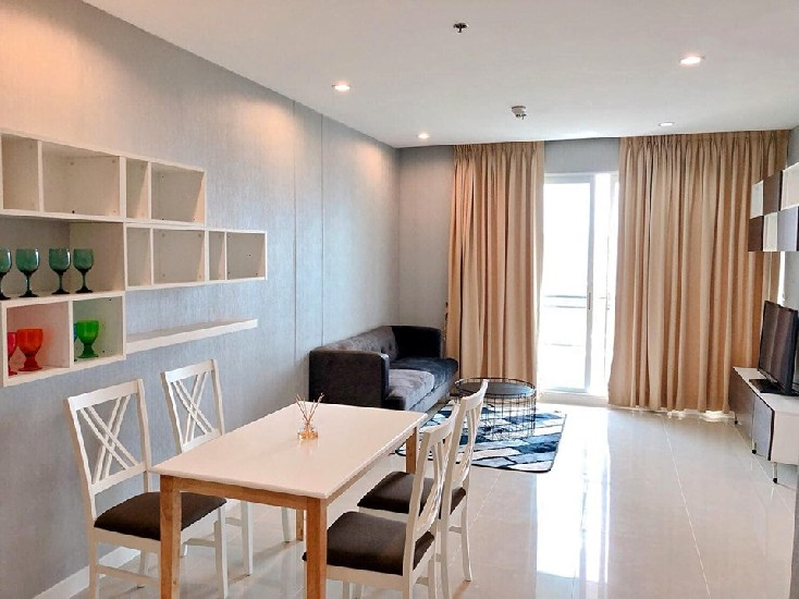 Ready to Move in Circle Condo Phetchaburi  75Sqm Corner Unit  2 Bedrooms