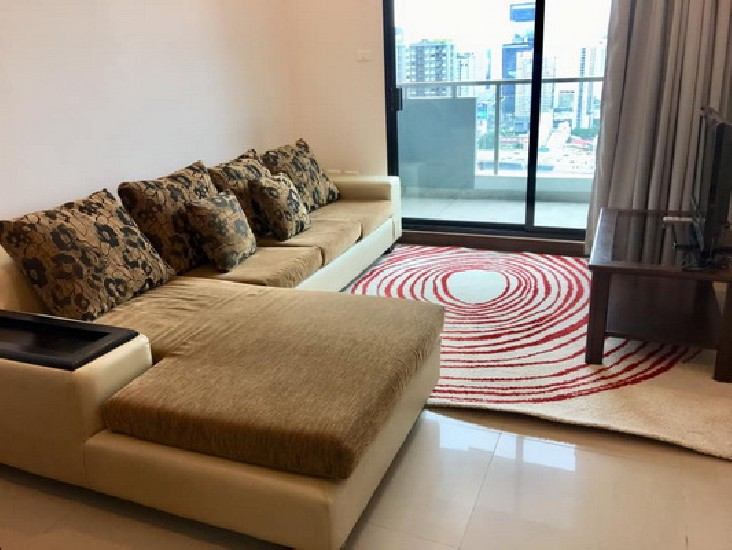 (เช่า) FOR RENT SUPALAI PREMIER ASOKE / 1 bedroom / 54 Sqm.**22,000** Fully Furnished.