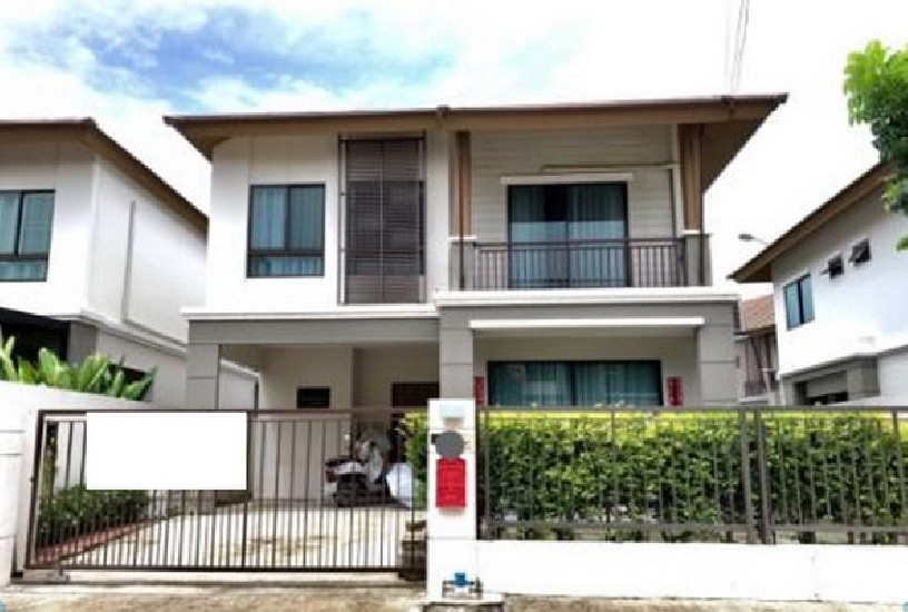 (เช่า) FOR RENT PRUKSA VILLE 57 PATTANAKARN / 3 beds 2 baths / 38 Sqw.**30,000**