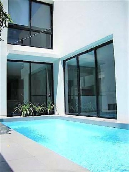 For Rent Single House with Private Pool In Thonglor 4-4brs