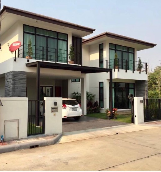 Modern House For Rent near Central Festival, ABS and Unity Concord International School. W