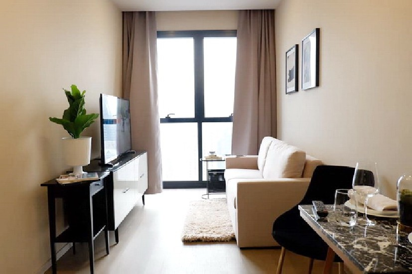 (เช่า) FOR RENT ASHTON ASOKE / 1 bedroom / 30 Sqm.**30,000** NEW ROOM. High Floor.
