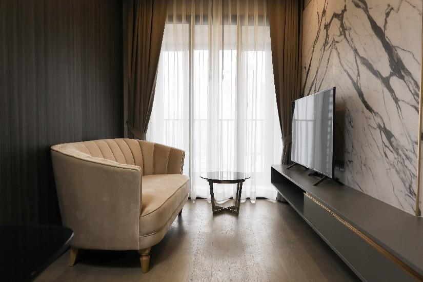 For Rent High fl. 6 Months rental OK Ashton Asoke City View  - 1Xth Floor