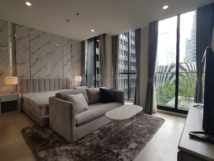 For Rent 52Sqm Noble Ploenchit 6 Month Rental Are Accepted  - 1 Bedroom  -