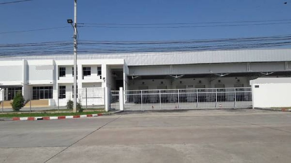 Factory warehouse with office for rent area 2,250 sqm Bangna-Trad Rd 18Km  Warehouse and o