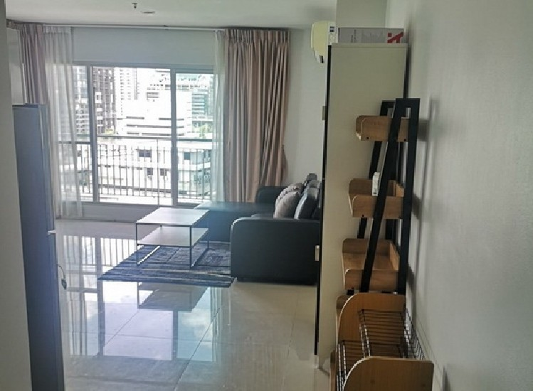 (เช่า) FOR RENT ASPIRE RAMA 9 / 2 beds 2 baths / 65 Sqm.**26,000** Fully Furnished.