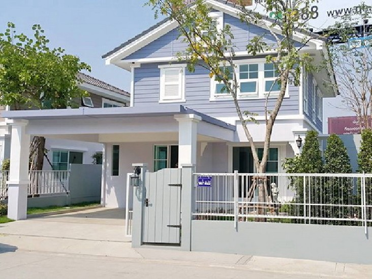 (เช่า) FOR RENT CHAIYAPRUK BANGNA KM.7 / 3 beds 3 baths / 55 Sqw.**40,000** Fully Furnishe