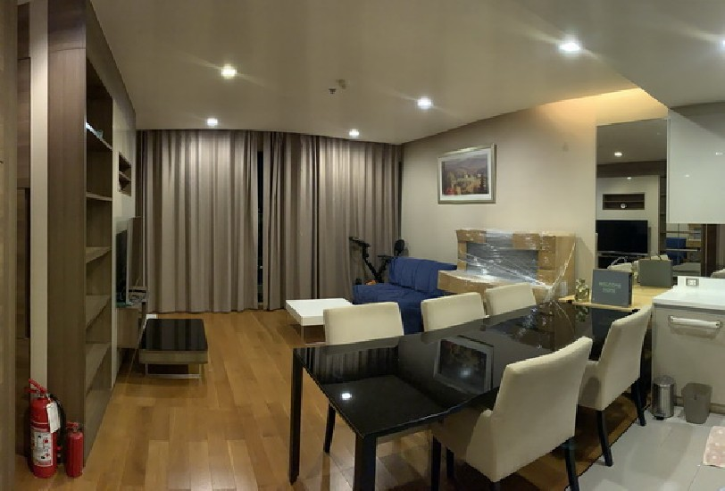 (เช่า) FOR RENT THE ADDRESS SATHORN / 2 beds 2 baths / 66 Sqm.**50,000** High Floor. Fully