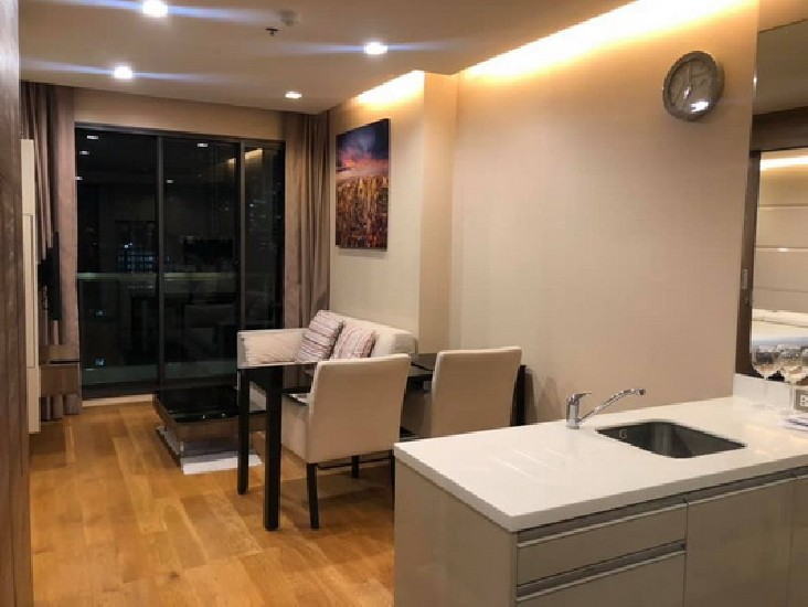 (เช่า) FOR RENT THE ADDRESS SATHORN / 1 bedroom / 45 Sqm.**30,000** Fully Furnished.