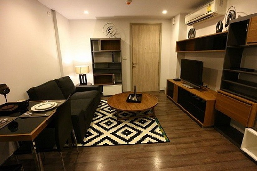 (เช่า) FOR RENT SARI BY SANSIRI / 1 bedroom / 46 sqm.**21,000** Amazing Decorated.